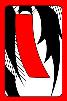 Ноябрь, Ива, 柳, yanagi - красная лента, 5 очков